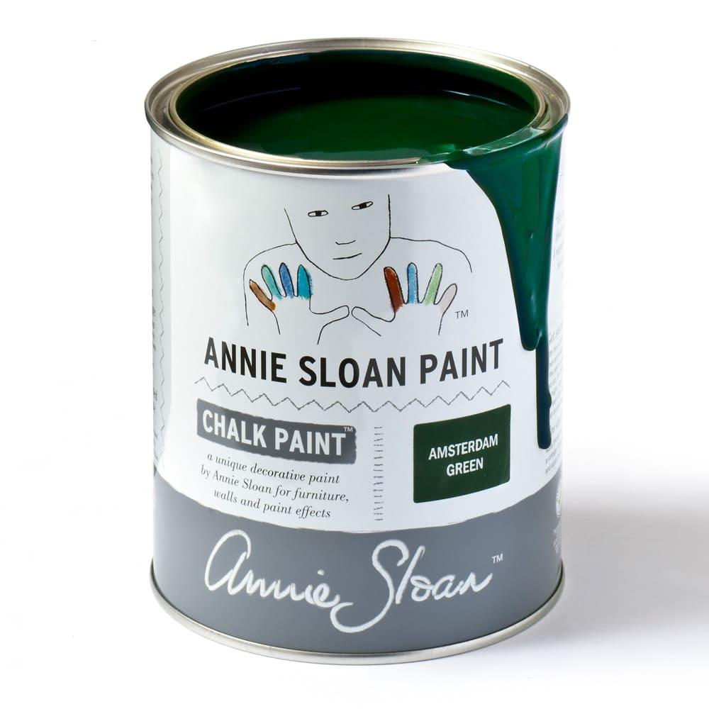 Annie Sloan Kreidefarbe Amsterdam Green 1 Liter
